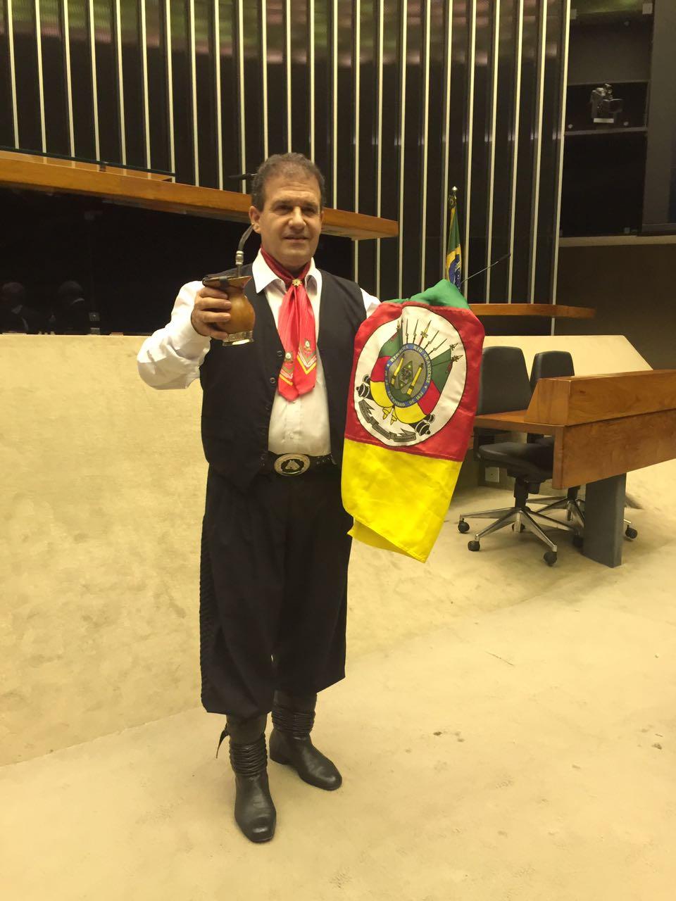 Pompeo é autor de um terço dos projetos da Bancada Gaúcha em 2015