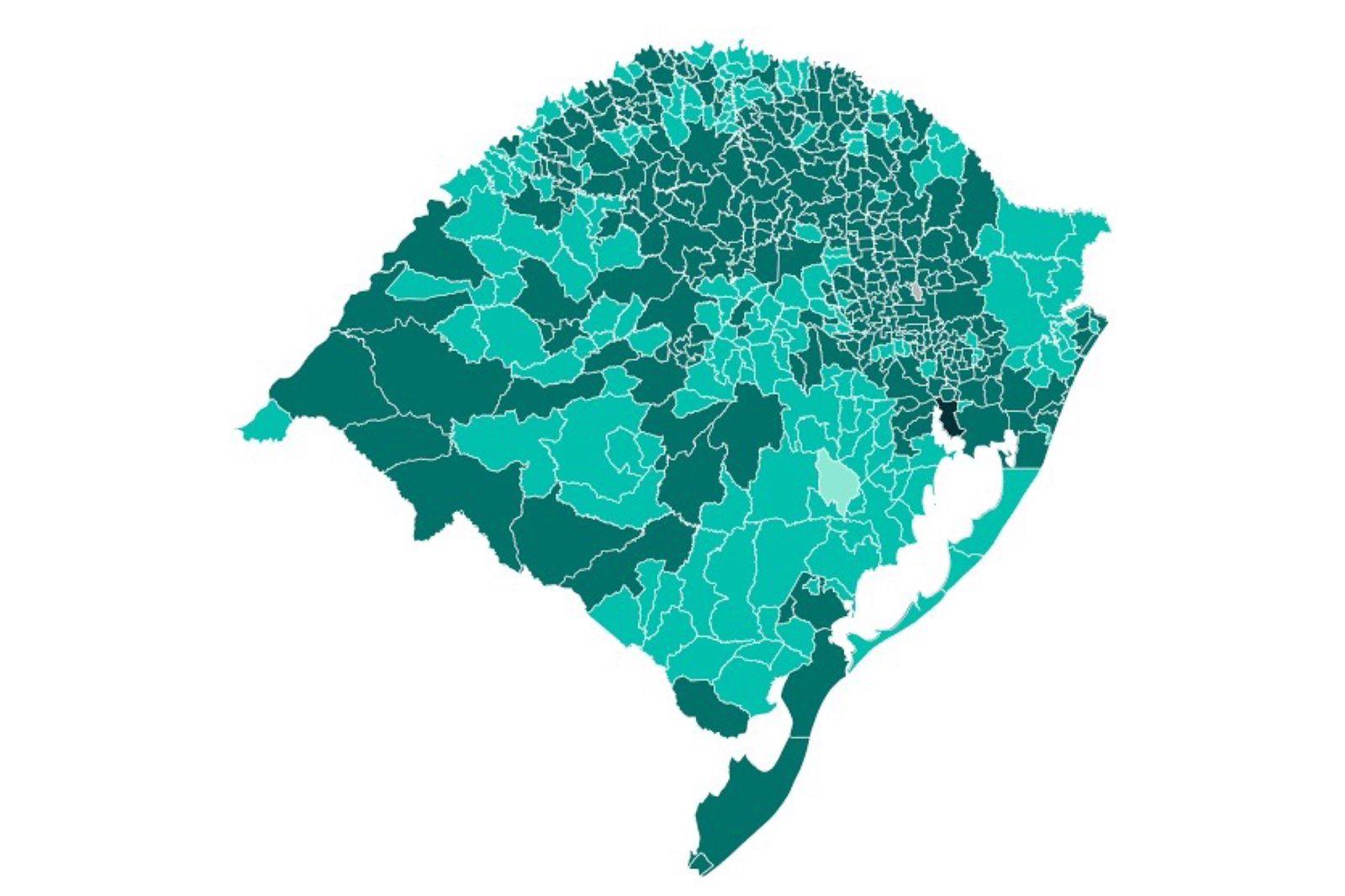 Decisão do STF ameaças 30 municípios gaúchos